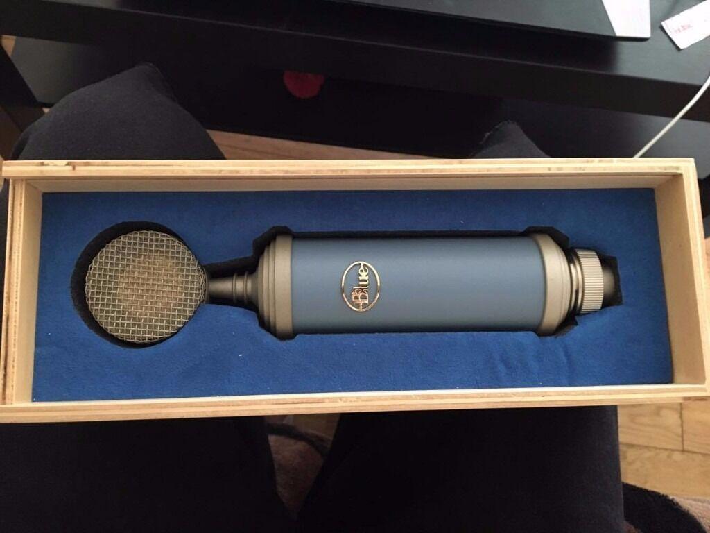 Blue Microphones Bluebird LG Diaphragm Cardioid - £175 negotiable