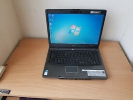 Acer Laptop Microsoft Windows 7 Office 4GB RAM Wifi 160GB HDD