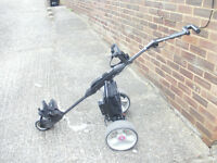 Mocad electric golf trolley