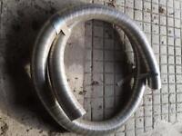 """Stainless steel flue chimney liner 5"""" 125mm 5m"""
