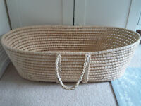 M&S Moses Basket
