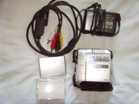 JVC Digital Video Camera ( Model no. GR DX 97 )