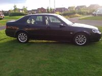 2008 08 SAAB 9-5 2.0T TRMAPPED EXCELLENT CONDITION FULL SAAB HISTORY (SWAP PX P/X PART EXCHANGE)