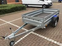 Brand new Faro Tractus 2,36cm side 35 cm car box trailer 750kg