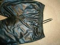 Zara mens track pants size 32