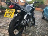 Zontes panther 125 ~12 months mot~