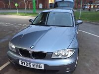 BMW 1 Series 06 for £2200 only 71408 mileages.