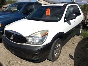2004 Buick Rendezvous CX CALL 519 485 6050 CERT AND E TESTED