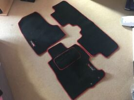 Honda Civic Type R Ep3 mats
