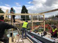 Builder/Tradesmen/dormers/ Tiling/ loft conversion/fitter/carpenter/decorator