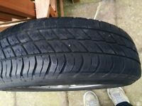 "Freelander 15""ally wheel.and tyre"