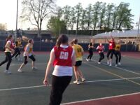 Play Social and Intermediate Netball in Brixton!
