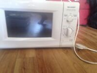 Microwave working £20