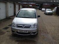 Vauxhall Meriva Life 1400