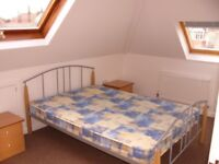 Double Room With En-Suite Bathroom To Let In Luxury Apartment
