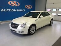 2009 Cadillac CTS All Wheel Drive, Air Conditioned Seats