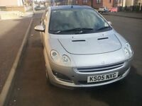 smart forfour passion automatic 2005 05 plate