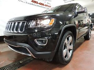2015 Jeep Grand Cherokee Limited GPS CUIR TOIT OUVRANT