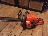 Husqvarna 345 chainsaw