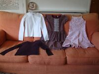 BUNDLE OF GIRLS CLOTHES AGE 11 YEARS.