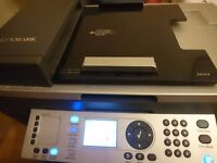 LEXMARK All in one printer/copier/scanner/fax