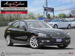 2013 BMW 320i xDrive AWD ONLY 80K! **CLEAN CARPROOF** MODERN PKG