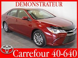 2016 Toyota Camry XLE V6 - DÉMONSTRATEUR