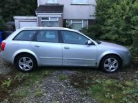 Audi A4 1.8T Estate (offers considered)