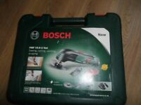 Bosch PMF 10.8 LI Cordless Multi-Tool with 10.8 V 2.0 Ah Lithium-Ion Battery