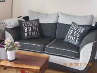 sofa in immaculate condition