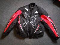 RIOSSI moto bike coat full armor (48)