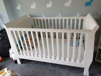 Mama and papas nursery furniture set