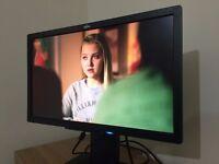 """Fujitsu B22T-7 LED proGREEN - LED monitor - Full HD (1080p) - 21.5"""", VGA, DVI, HDMI, Speakers"""