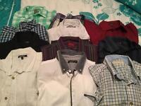 Bundle of men's clothes xl /xxl