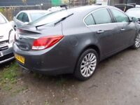 Vauxhall insignia 2009 BREAKING FOR SPARES PARTS