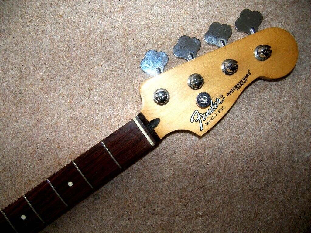 Fender Precision Bass , P-Bass Neck Mexico , Mexican , MIM (2005-2006) with  Tuners    in Bristol   Gumtree