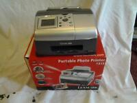Lexmark portable photo printer p 315 in very good condition like new £10