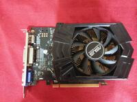 Asus GT 740 1GB GDDR5 VGA DVI HDMI PCI-E Graphics Card