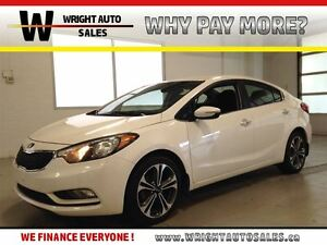 2014 Kia Forte EX| BACKUP CAM| BLUETOOTH| HEATED SEATS| 43,240KM
