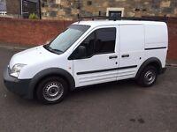 Transit connect van for sale £2500