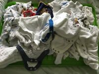 Joblot baby boy clothes