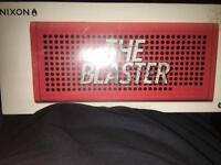 Nixon The blaster bluetooth speaker NEW