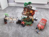 Playmobil- tree house