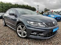 2014 Volkswagen CC B/Motion Tech R-Line - Automatic - Warranty as Standard & Finance Available