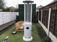 firefly gas patio heater.