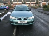 NISSAN ALMERA 1.5 TWISTER ONE OWNER FROM NEW FULL SERVICE HISTORY