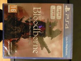 Bloodborne GOTY - New (still wrapped)