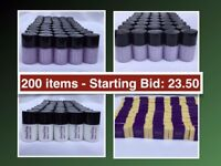 PROMOTIONAL OFFER - 200 Items, Shampoo, Conditioner, Lotion, Soap - Job Lot