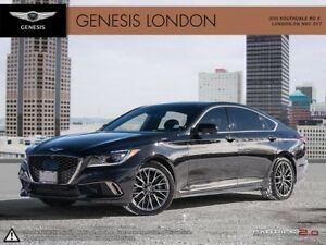 2019 Genesis G80 3.3T Sport 3.3L Turbo Engine | Sport | AWD |...