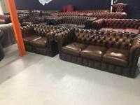 Original Chesterfield 3&2 Seater